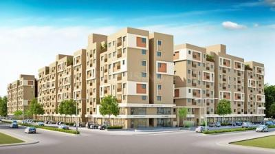 Gallery Cover Image of 400 Sq.ft 2 BHK Apartment for buy in Om Shanti Gold Plus, Narolgam for 2200000