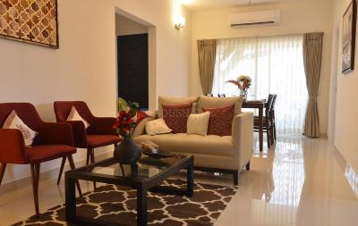 Gallery Cover Image of 1068 Sq.ft 3 BHK Apartment for buy in TCP Altura, Sholinganallur for 6500000