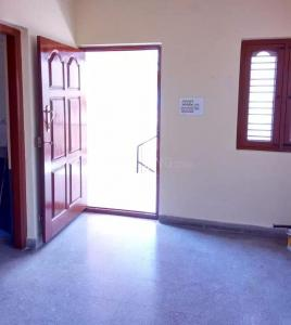 Gallery Cover Image of 650 Sq.ft 1 BHK Independent Floor for rent in Mathikere for 8500
