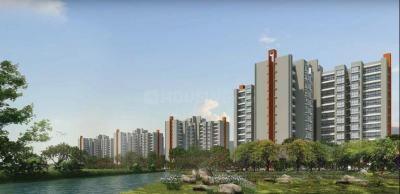 Gallery Cover Image of 790 Sq.ft 2 BHK Apartment for buy in Skyi Star Towers Phase II, Bhukum for 3600000