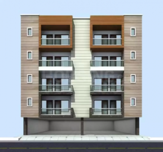 Gallery Cover Image of 900 Sq.ft 2 BHK Apartment for buy in Sagar Home, Sector 14 for 6500000