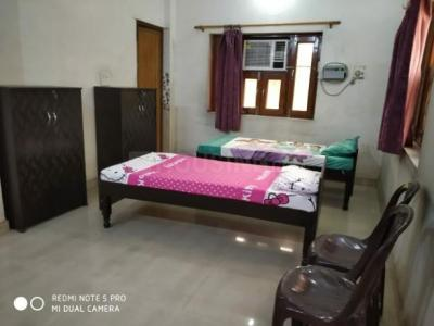 Bedroom Image of Jain PG in Vasundhara