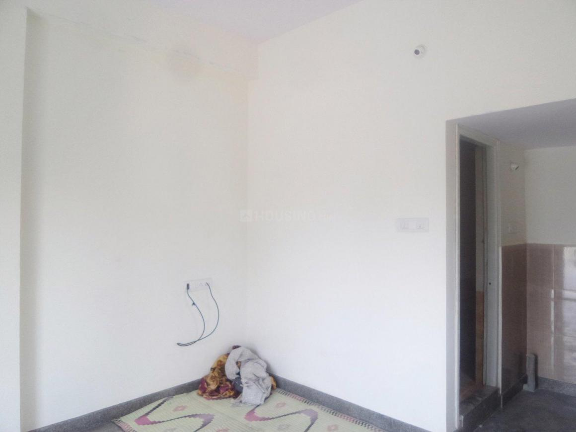 Living Room Image of 600 Sq.ft 1 BHK Apartment for rent in J. P. Nagar for 15000