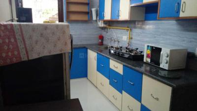 Kitchen Image of Bedi Accommodation in Tilak Nagar