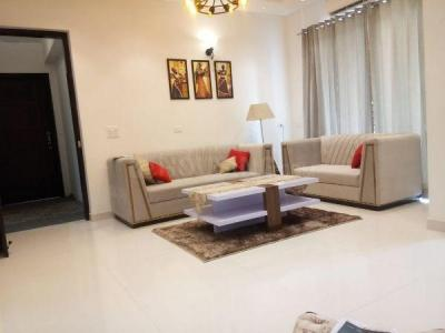 Hall Image of 1195 Sq.ft 3 BHK Apartment for buy in  Panchtatva Phase 1, Noida Extension for 3450000