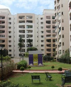 Gallery Cover Image of 1406 Sq.ft 2 BHK Apartment for buy in  Ranka Heights, Domlur Layout for 13000000