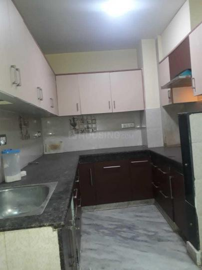 Kitchen Image of 900 Sq.ft 2 BHK Apartment for rent in Lajpat Nagar for 40000