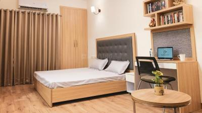 Gallery Cover Image of 509 Sq.ft 1 RK Apartment for rent in Nimbus The Golden Palms, Sector 168 for 16000
