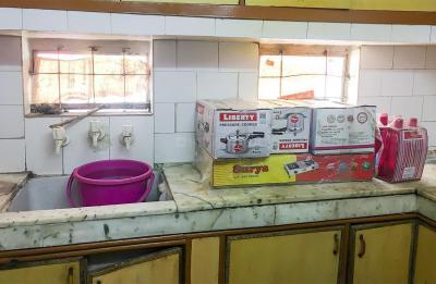Kitchen Image of Sharma Nest Delhi in Mayur Vihar Phase 1