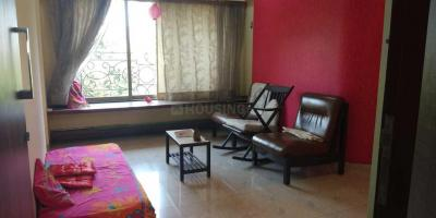 Gallery Cover Image of 700 Sq.ft 1 BHK Apartment for rent in Bandra West for 65000