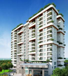 Gallery Cover Image of 1190 Sq.ft 2 BHK Apartment for buy in Sipani Pennantia, Hulimavu for 7753000