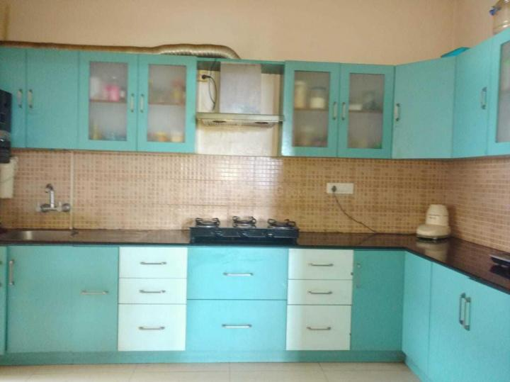 Kitchen Image of 1620 Sq.ft 3 BHK Apartment for rent in Vignana Kendra for 32000
