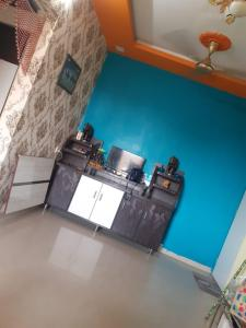 Hall Image of 498 Sq.ft 1 BHK Apartment for buy in Shreenath Nagar No 1 And 2, Nalasopara West for 2650000