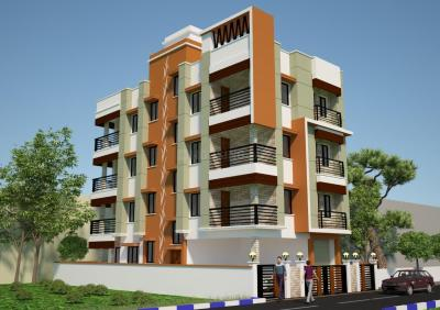 Gallery Cover Image of 850 Sq.ft 2 BHK Apartment for buy in Behala for 2975000