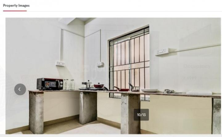 Kitchen Image of Oyo Life Blr1901 in Kasavanahalli