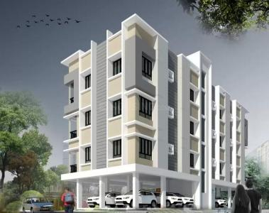 Gallery Cover Image of 1090 Sq.ft 3 BHK Apartment for buy in Garia for 5668000
