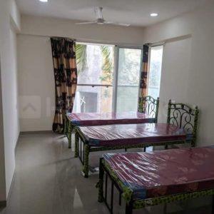 Bedroom Image of The Habitat Mumbai in Vile Parle East
