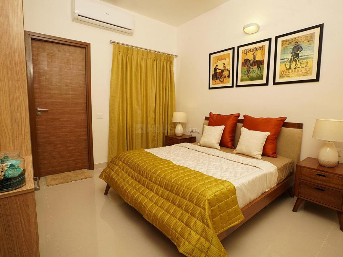 Bedroom Image of 1622 Sq.ft 3 BHK Apartment for buy in Korattur for 9284000