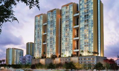 Gallery Cover Image of 495 Sq.ft 1 BHK Apartment for buy in Kharadi for 3194000