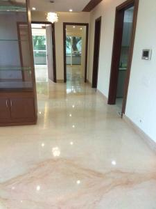 Gallery Cover Image of 2700 Sq.ft 4 BHK Independent Floor for rent in Hauz Khas for 95000