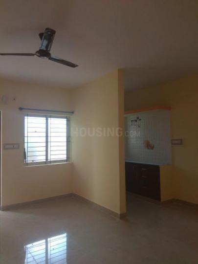 Living Room Image of 450 Sq.ft 1 BHK Apartment for rent in Whitefield for 12000