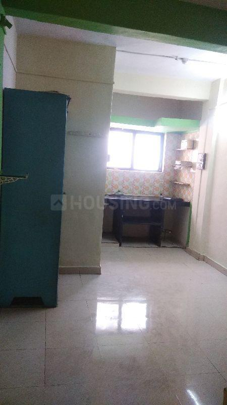 Kitchen Image of 550 Sq.ft 1 BHK Independent House for buy in Yerawada for 2200000