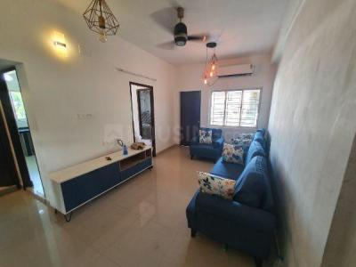Gallery Cover Image of 1100 Sq.ft 3 BHK Apartment for rent in Garia for 20000