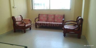 Gallery Cover Image of 800 Sq.ft 1 BHK Apartment for rent in Amit Ved Vihar, Kothrud for 16000