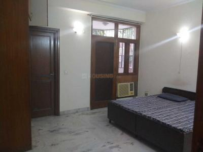 Gallery Cover Image of 950 Sq.ft 1 BHK Independent Floor for rent in Kalkaji for 21500