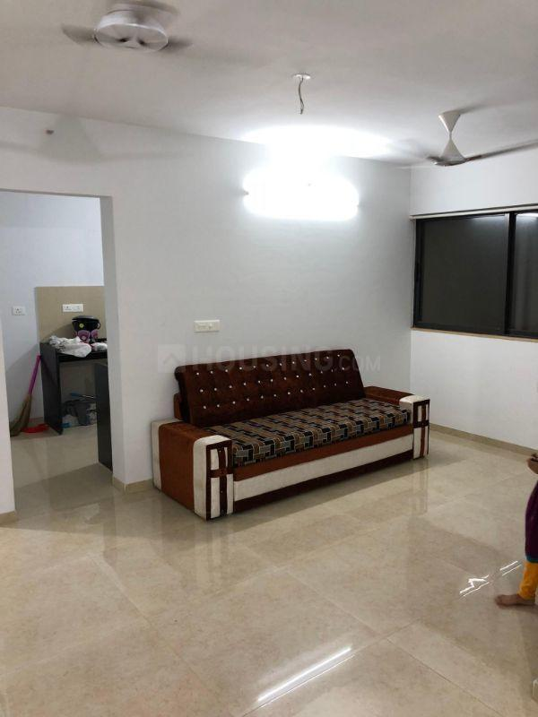 Living Room Image of 1350 Sq.ft 3 BHK Apartment for rent in Dombivli East for 15000