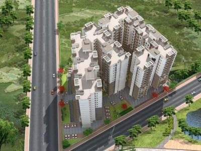 Gallery Cover Image of 445 Sq.ft 1 BHK Apartment for buy in Vardhman Swapnlok, Jhotwara for 1200000