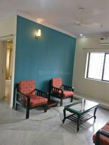 Gallery Cover Image of 1205 Sq.ft 2 BHK Apartment for rent in Seawoods for 45000