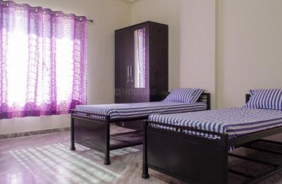 Bedroom Image of 203 Tulip Homebase PG in Pimple Saudagar