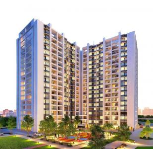 Gallery Cover Image of 999 Sq.ft 2 BHK Apartment for buy in Bavdhan for 6645000