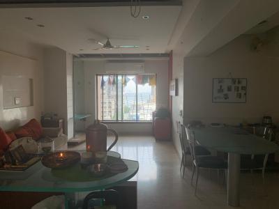 Hall Image of 1250 Sq.ft 3 BHK Apartment for rent in Avarsekar Srushti, Prabhadevi for 125000