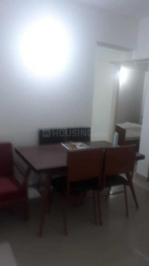 Dining Area Image of 550 Sq.ft 1 BHK Apartment for rent in Undri for 8500