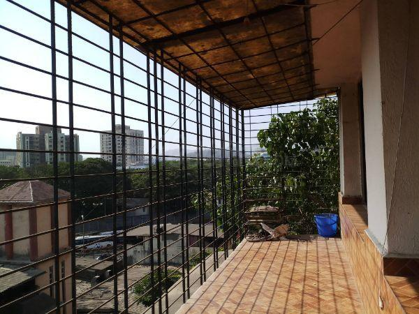 Balcony Image of PG In Powai Mulund Bhandup in Kanjurmarg West