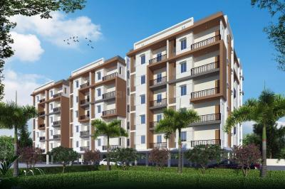 Gallery Cover Image of 650 Sq.ft 1 BHK Apartment for buy in Patancheru for 1852000