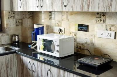 Kitchen Image of Vipin PG in Sector 45