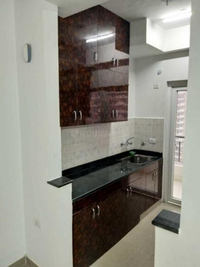 Kitchen Image of 955 Sq.ft 2 BHK Apartment for rent in  Panchtatva Phase 1, Noida Extension for 7000