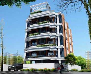 Gallery Cover Image of 1240 Sq.ft 2 BHK Apartment for buy in New Town for 5200000