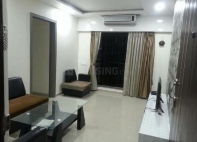 Gallery Cover Image of 900 Sq.ft 1 BHK Apartment for rent in Kasarvadavali, Thane West for 23000