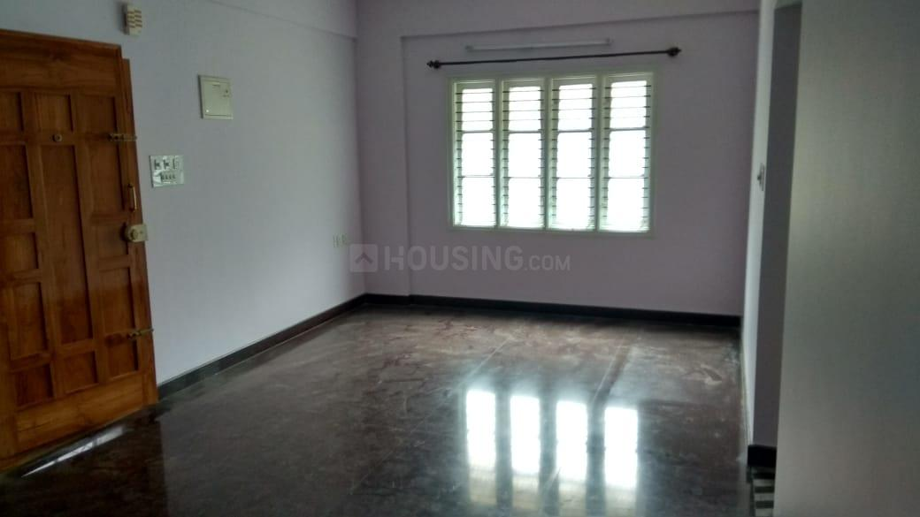Living Room Image of 800 Sq.ft 3 BHK Independent Floor for rent in Vijayanagar for 23000