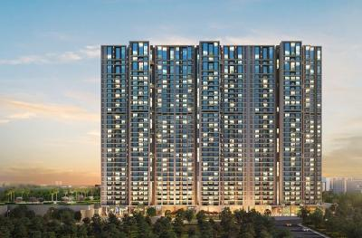 Gallery Cover Image of 2970 Sq.ft 4 BHK Apartment for buy in Sagitarius Bluegrass Residences Tower I, Yerawada for 39000000