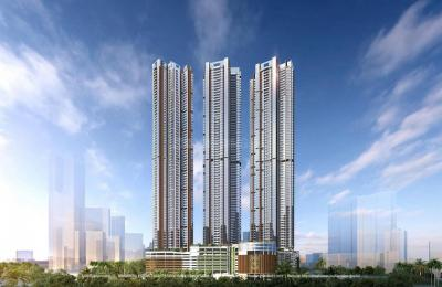 Gallery Cover Image of 1078 Sq.ft 2 BHK Apartment for buy in Piramal Mahalaxmi, Lower Parel for 35000000