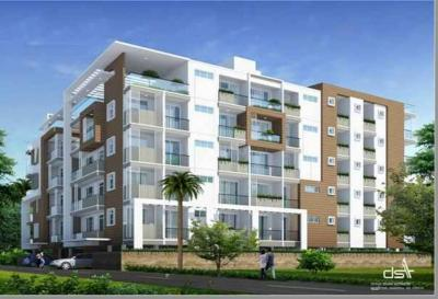 Gallery Cover Image of 1650 Sq.ft 3 BHK Apartment for buy in Jalahalli for 13000000