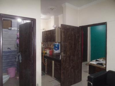 Gallery Cover Image of 560 Sq.ft 2 BHK Independent Floor for rent in Dwarka Mor for 17000