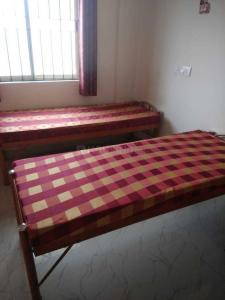 Bedroom Image of Shri Shubham Ladies PG in Harlur