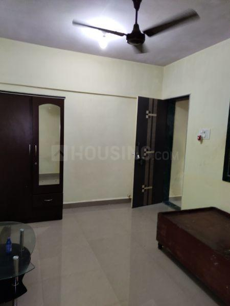 Living Room Image of 480 Sq.ft 1 BHK Apartment for rent in Thane West for 14000