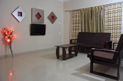 Living Room Image of PG 4642947 Kharadi in Kharadi